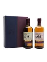 Nikka Yoichi & Miyagikyo  |  Rum Cask Finish