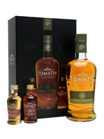 Tomatin 12 Year Old, 14 Year Old & Cask Strength Mini