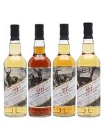 The Whisky Trail     Retro Series Set