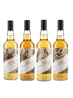 The Whisky Trail Birds  |  Series Set  |  4 x 70cl