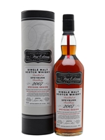 Speyburn 2007  |  14 Year Old  |  First Editions