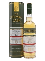 Speyburn 2005  |  12 Year Old  |  Old Malt Cask