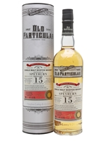 Speyburn 2003  |  15 Year Old  |  Old Particular