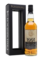 Springbank 1991  |  25 Year Old  |  Kingsbury