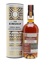 Springbank 1993  |  25 Year Old  |  Sherry Cask  |  The Kinship