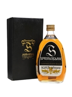 Springbank 12 Year Old  |  Bot. 1970's