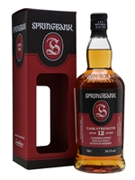 Springbank 12 Year Old  |  Cask Strength  |  Bot. 2017
