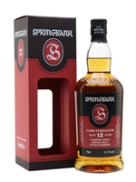 Springbank  |  12 Year Old  |  Cask Strength  |  Bot. 2019