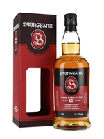 Springbank 12 Year Old  |  Cask Strength  |  Bot. 2020
