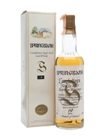 Springbank 1972  |  19 Year Old