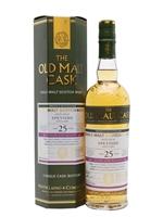 Speyside 1995  |  25 Year Old  |  Old Malt Cask