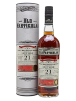 Speyside 1996  |  21 Year Old  |  Old Particular