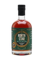 English Whisky 2007  |  11 Year Old  |  Sauternes Cask  |  North Star