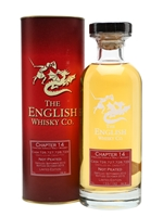 English Whisky Co.  2010 Chapter 14 Not Peated