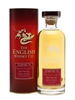 English WHisky Co. 2011  Chapter 14 Not Peated
