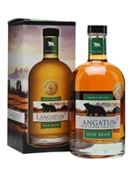 Langatun Old Bear 2013  |  Smoky Whisky  |  Cask Proof