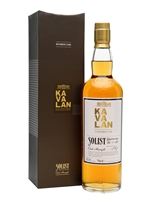 Kavalan Solist Bourbon  |  Cask #013A (2010)