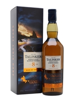 Talisker 8 Year Old  |  Special Releases 2018