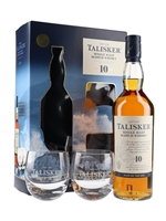 Talisker 10 Year Old  |  2 Glass Pack