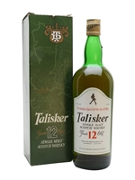 Talisker 12 Year Old  |  Bot. 1980's