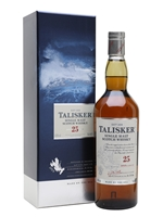 Talisker 25 Year Old  |  Bot. 2017