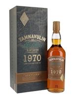 Tamnavulin 1970  |  48 Year Old