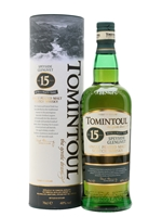 Tomintoul  |  15 Year Old  |  Peaty Tang