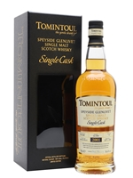 Tomintoul 2001  |  19 Year Old  |  Bourbon Cask