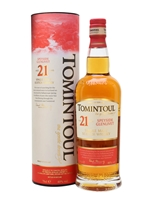 Tomintoul 21 Year Old  |  2017 Release