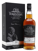 Tomintoul  |  30 Year Old  |  Robert Fleming 30th Anniversary  |  1st Release