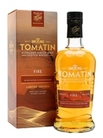 Tomatin Fire