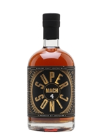Super Sonic Mach 4  |  Blended Malt 2013 Sherry Cask  |  North Star Series 014