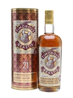 Timorous Beastie 21 Year Old  Sherry Edition
