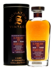 Clynelish 1995   17 Year Old   Sherry Cask   Signatory