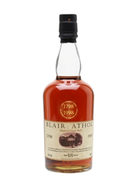Blair Athol Bicentenary 18 Year Old Sherry Cask