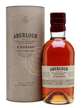 Whisky: Aberlour A'bunadhbatch 58