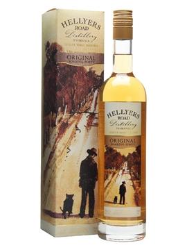 Whisky: Hellyers Road Original 'roaring 40s'