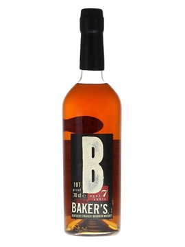 Whisky: Baker's 7 Year Old