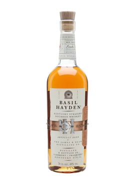 Whisky: Basil Hayden's Bourbon