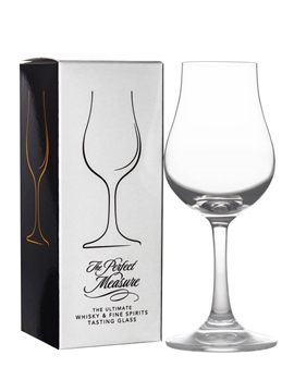Perfect Measure Whisky Glass