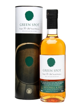 Whisky: Green Spotsingle Pot Still