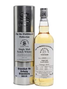 Whisky: Ledaig 20107 Year Old Signatory