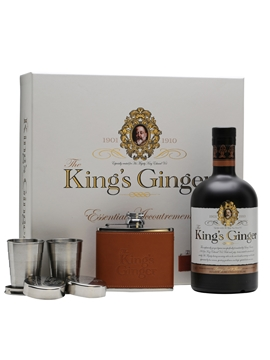 The King's Ginger Liqueur : The Whisky Exchange