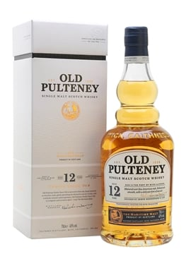 Whisky: Old Pulteney 12 Year Old