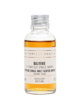 Most reviewed Balvenie whiskies