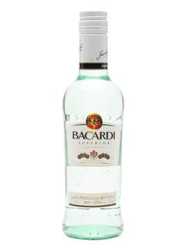 Bacardi Mojito Bottle