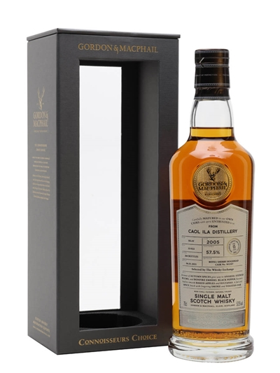 Caol Ila 2005 15yo Connoisseurs Choice Refill Sherry Exclusive to The Whisky Exchange