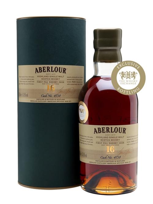 Aberlour 16 Cask 4738