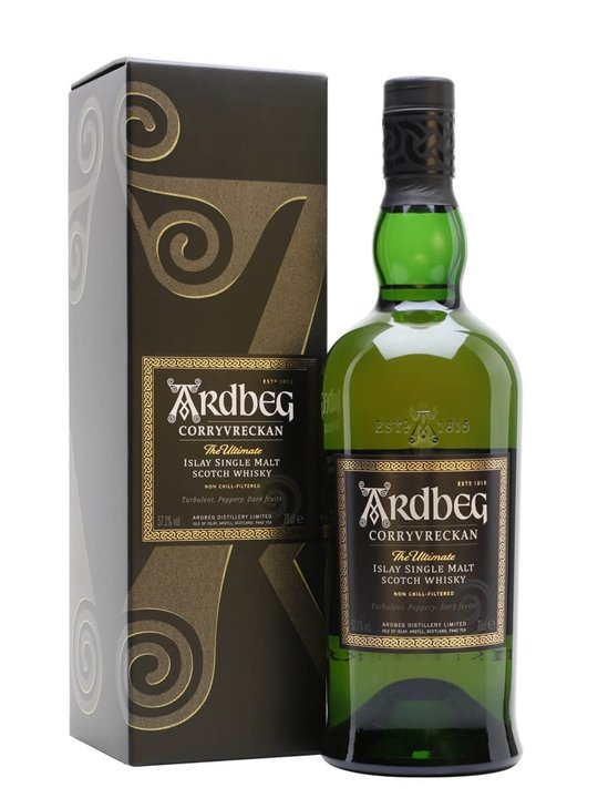 Image result for ardbeg corryvreckan