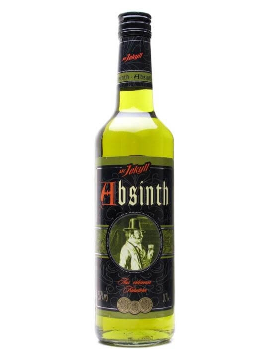 Mr Jekyll Absinthe The Whisky Exchange